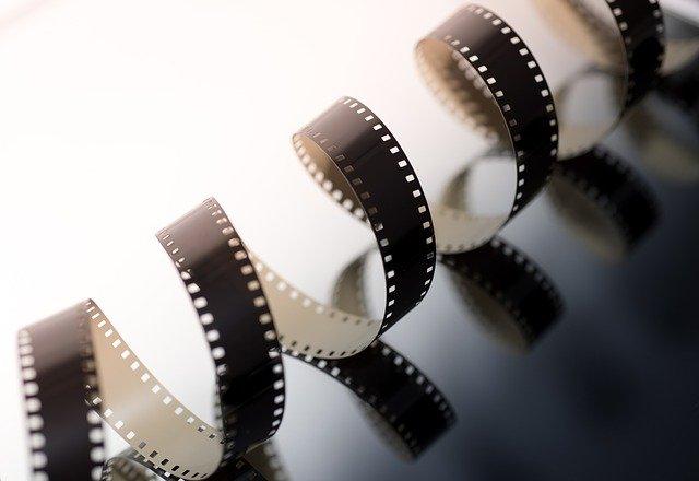 vymotaný film
